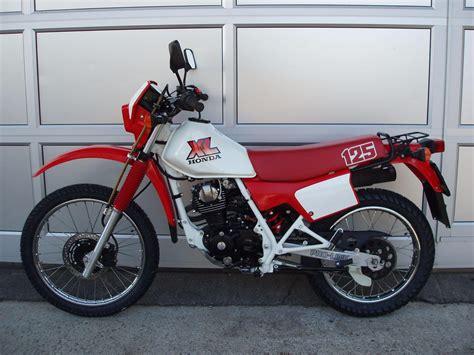 Honda Motorrad Enduro by Motorrad Oldtimer Kaufen Honda Xl125r Enduro Jd04 Moto