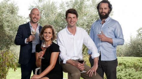 matthew rhys matthew goode wine show itv s the wine show wins rave reviews