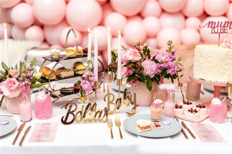 S Baby Shower by The Westin Baby Shower Melbourne High Tea Packages Lenzo