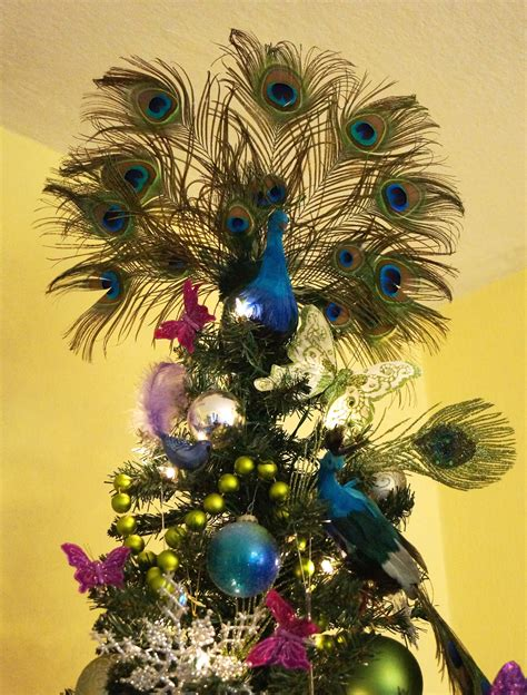 peacock feather christmas trees for sale proud peacock