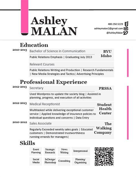 resume free sles simple resume template