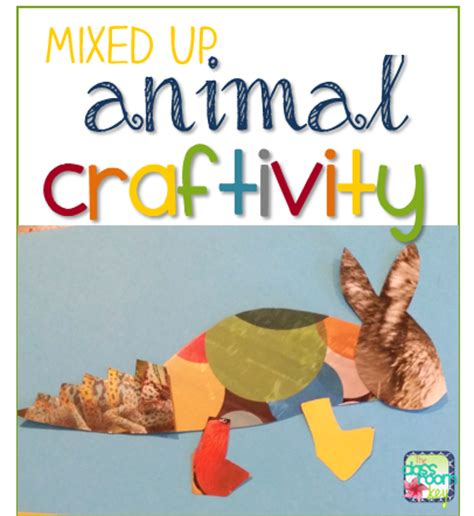 mixed up chameleon template language arts the classroom key