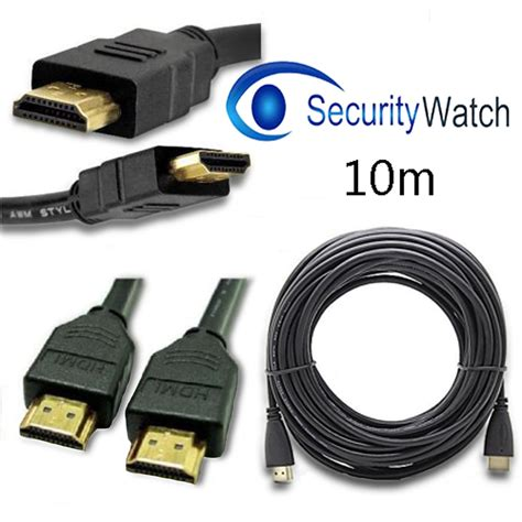 Hdmi V 1 4 10 Meter buy10m hdmi to hdmi cable gold plated 10 meters hdmi v1 4