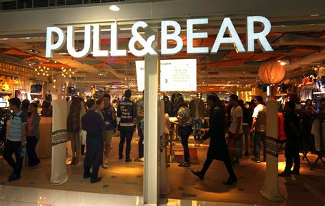pull and bear pull and bear opens in manila store tour my favorite