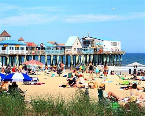 Best Beach Towns USA  Each with a Spectacular Stretch of