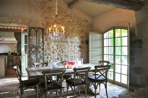 sala da pranzo provenzale salle a manger en style shabby chic et proven 231 al 23 id 233 es