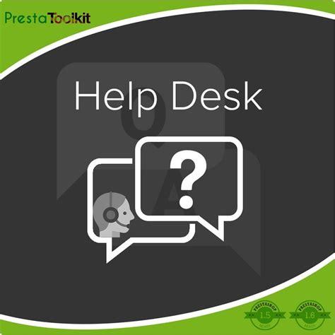 of ta it help desk help desk support management prestashop addons