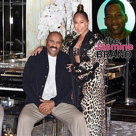 Marcia Harvey Also Search For Tony Rock Slams Steve Harvey His 3rd Was His Thejasminebrand