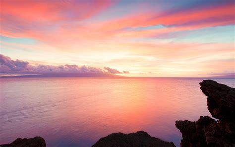 Pretty Ocean Landscape 32315 2880x1800 px ~ HDWallSource.com