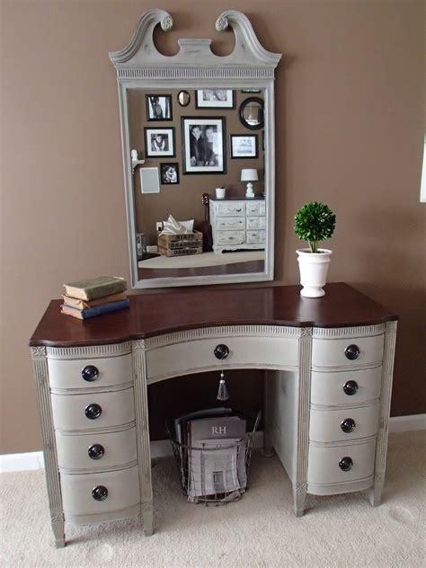 new again vintage vanity