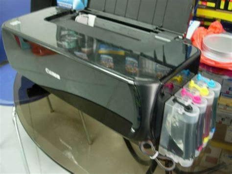 Printer Epson Ip1980 cara memasang infus printer canon ip1980