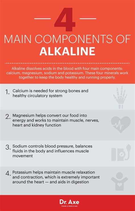 Manfaat Alkaline Detox Water by Best 25 Alkaline Water Benefits Ideas On
