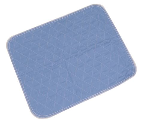 washable bed pads washable chair or bed pad blue aidapt brand ebay