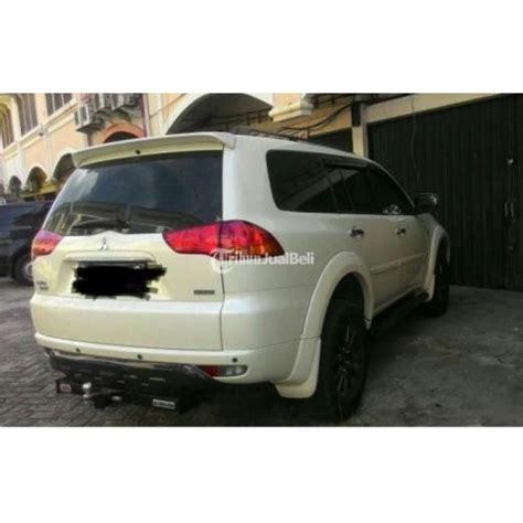 Tv Mobil Pekanbaru mobil pajero sport exceed second tahun 2011 warna putih