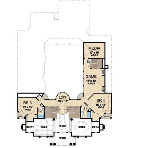 luxury with central courtyard 36186tx floor plan main 30 best my future x images on pinterest exercises body
