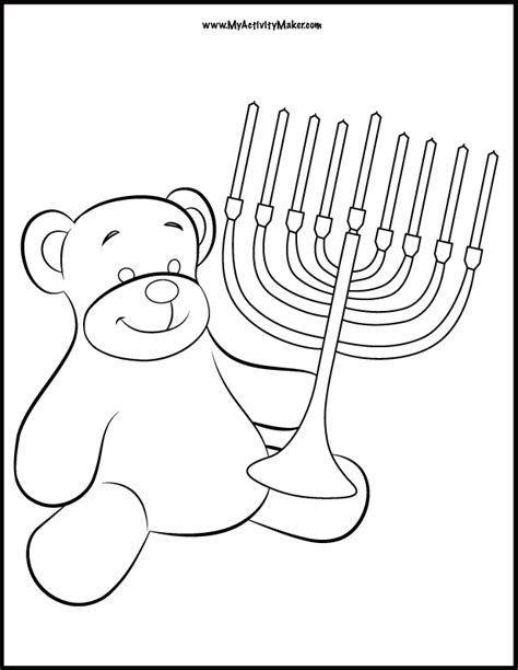 coloring sheets on hanukkah hanukkah coloring page coloring home
