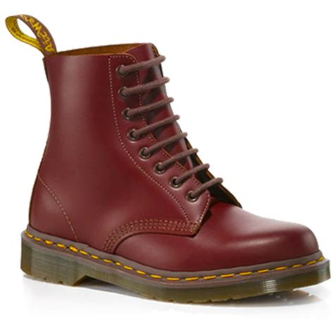 Dr Martens Made In dr martens vintage 1460 boot made in ox blood