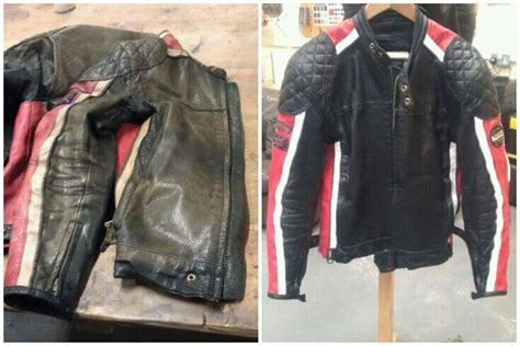 Can A Leather Be Repaired by Leather Jacket Repair 166 Leather Jacket Zip Replacement