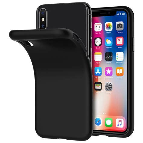 flexi slim stealth apple iphone xs black