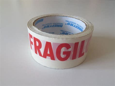 Fragile Zerbrechlich Aufkleber by Gep 228 Ck Zum Aufgeben Zerbrechlich Bzw Quot Fragile Quot Markieren