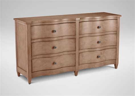 ethan allen dressers bedroom wynn double dresser dressers and chests ethan allen