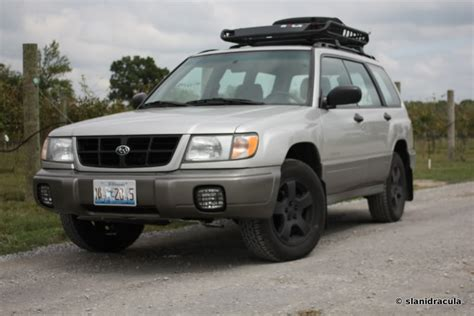 1999 subaru forester off road 1999 subaru forester off road news reviews msrp