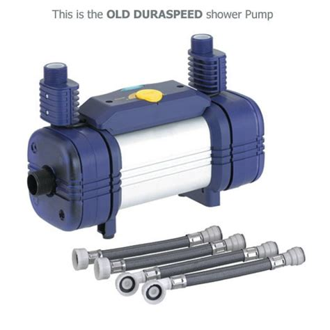 Shower Pumps new team duraspeed shower 1 5bar