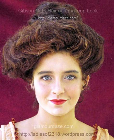 women hairstyle france 1919 the history of makeup 1900 to 1919 glamourdaze