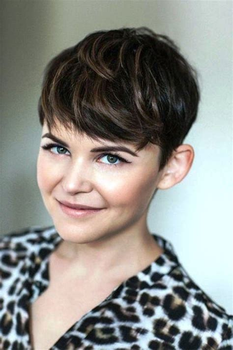ginnifer goodwin natural hair color nice ginnifer goodwin pixie haircuts hairstyles