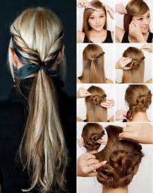gow to make longer haircut simple hairstyles step by step for girls hairstyles