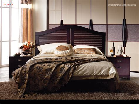 Decorating Ideas For Bedrooms With Brown Furniture Brown Bedroom Furniture Design Interior Design Ideas