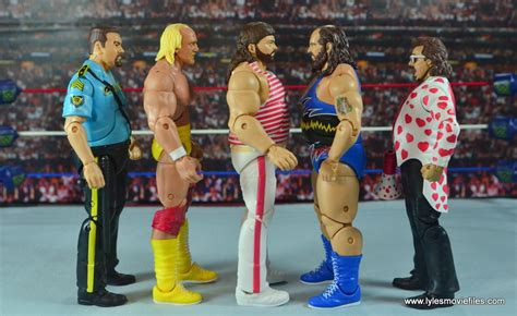 tugboat wwf wwe elite series 44 tugboat figure review mattel