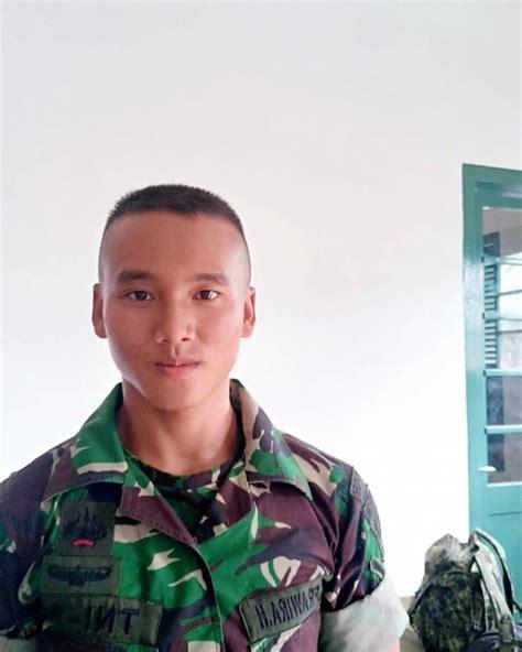 foto potongan rambut tentara indonesia model