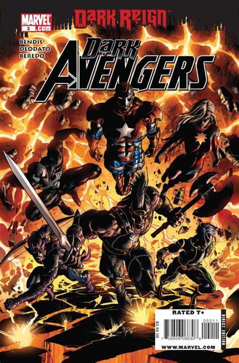 wallpaper dark avenger dark avengers 2 looking for blood issue
