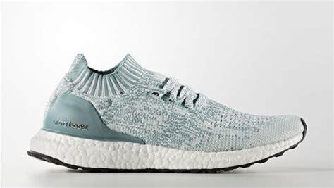 Sepatu Adidas Ultra Boost Uncaged Green adidas ultra boost uncaged white vapour grey sneakerfiles