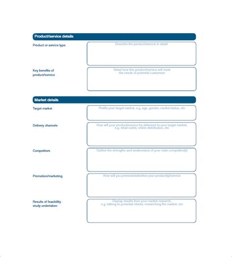 business plan templates free downloads simple business plan template 20 free sle exle