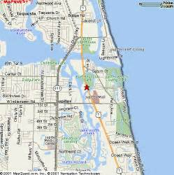 map of florida jupiter planet jupiter florida map pics about space