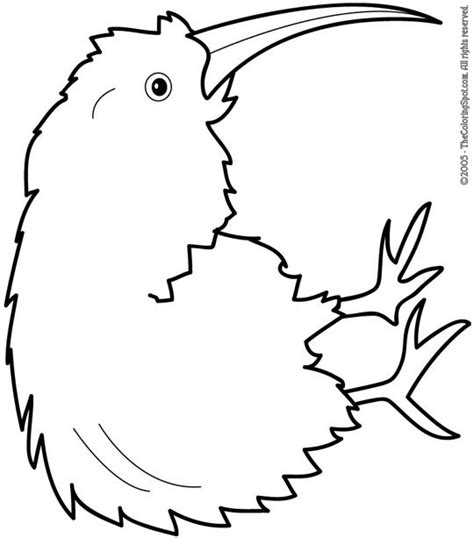 kiwi audio stories for kids free coloring pages from