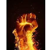 燃烧的拳头图片素材图片ID409580  其他风光 风景图片 图片素材 淘图� Taopiccom