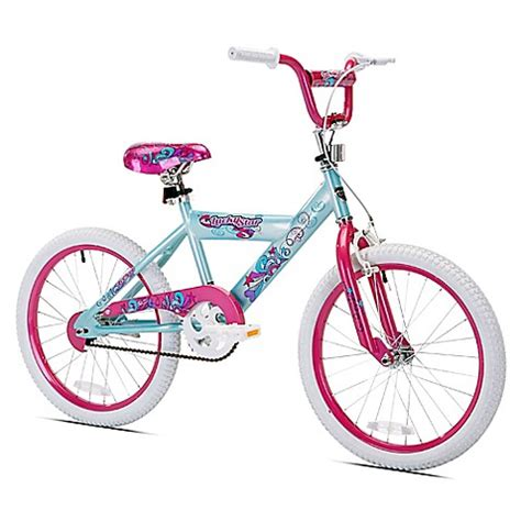 Kent Lucky Bike 20 Inch buy kent lucky 20 inch s bicycle in blue pink