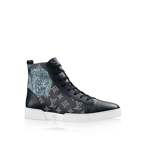 louis vuitton sneakers for spotted david beckham in kent curwen jacket and louis
