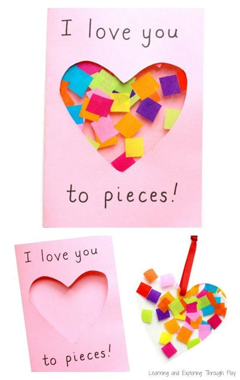 cards arts and crafts ideas s day arts and crafts for preschoolers craft ideas