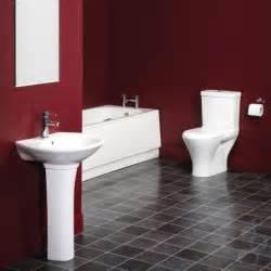 Red Bathroom Ideas » Home Design 2017