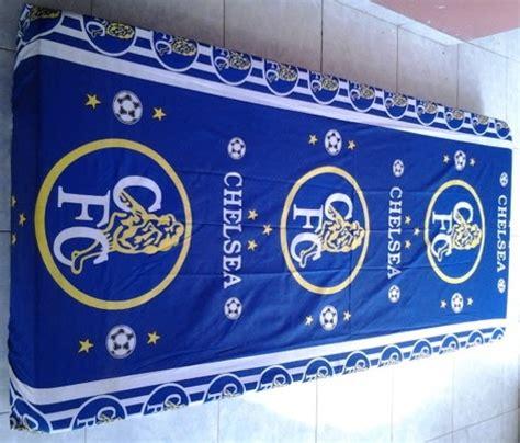 Sprei Katun Premium Banana 90x200 rumah selimut cantik sprei klub sepak bola