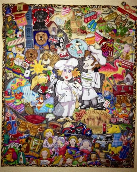 17 best images about collage quilts on collage