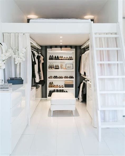 Space Saver Bed by 75 Cool Walk In Closet Design Ideas Shelterness