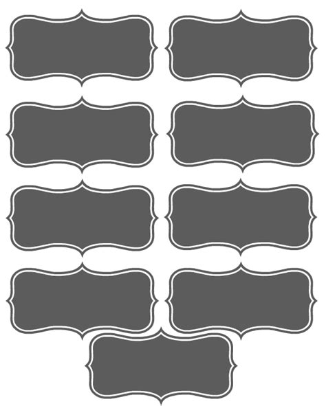 print your own place cards template make your own printable place cards 4 real