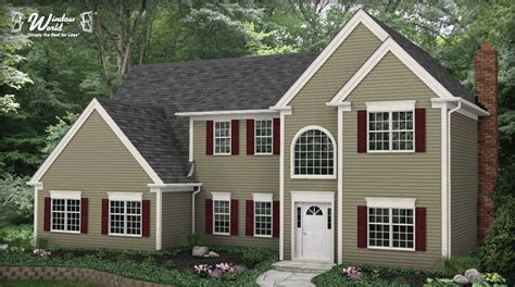 Create Your House Plan by Vinyl Siding Design Showroom