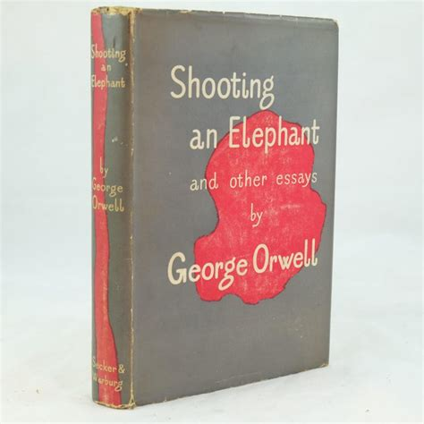 Shooting An Elephant And Other Essays by College Essays College Application Essays George Orwell Essay Shooting An Elephant