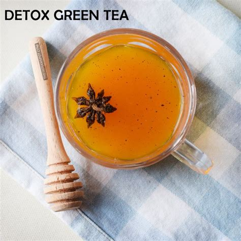 Is Green Tea A Detox Drink by Best 25 Green Tea Cleanse Ideas On Infused